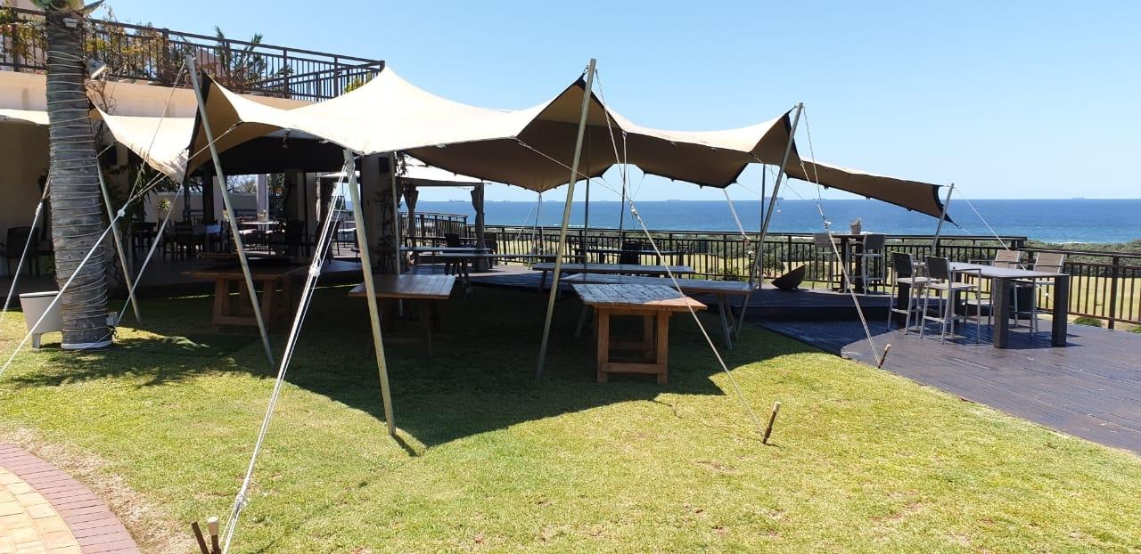 stretch tent Durban